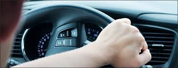 steering and drive carefully during wet weather