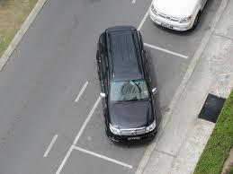 poor parking
