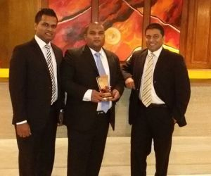 takaful slibfi awards, HNB General Insurance takaful bronze award